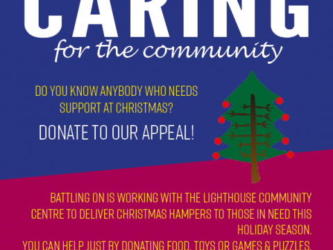 Christmas Caring Fundraiser